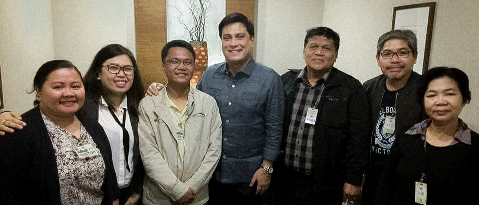 SEN ZUBIRI visitor extension