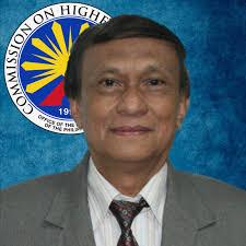Commissioner Perfecto A. Alibin CHED photo